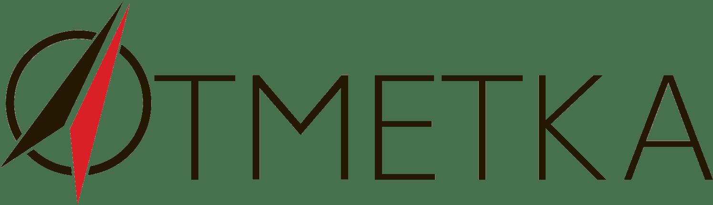 Otmetka logotyp transparent
